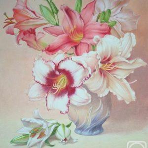 Лилии божественной красоты'ВЕСНА2020